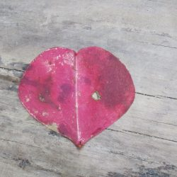 Leaf Heart symbolic of Healing the Ancestral Heart